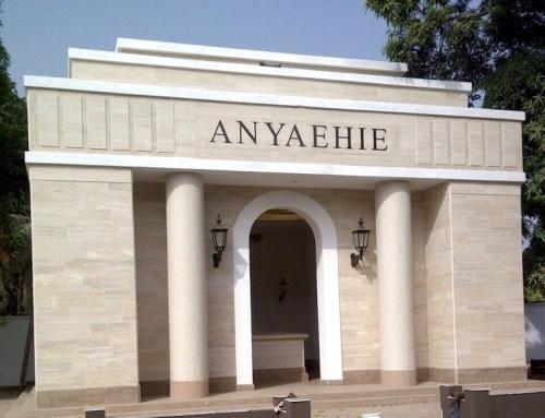 Mausoleum, Imo State